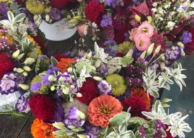 Leola Produce Auction - Flowers
